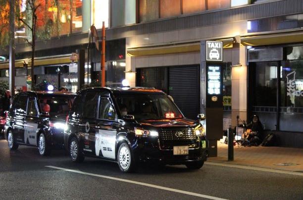 優良タクシー乗り場のご案内 | 公益財団法人 東京タクシーセンター